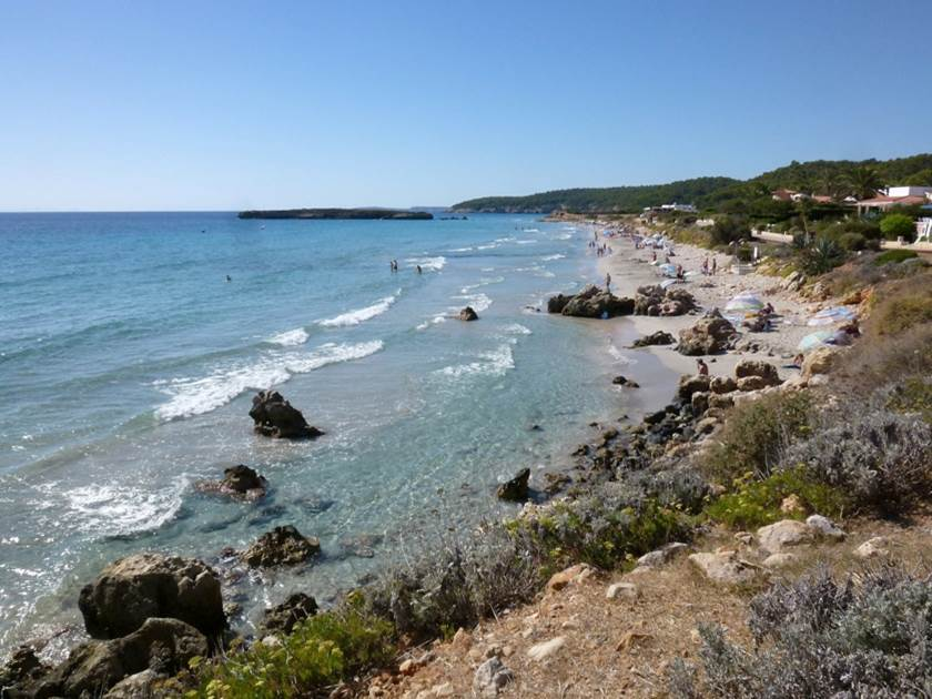 Walking the Coastal Trails of Menorca, Self-Guided