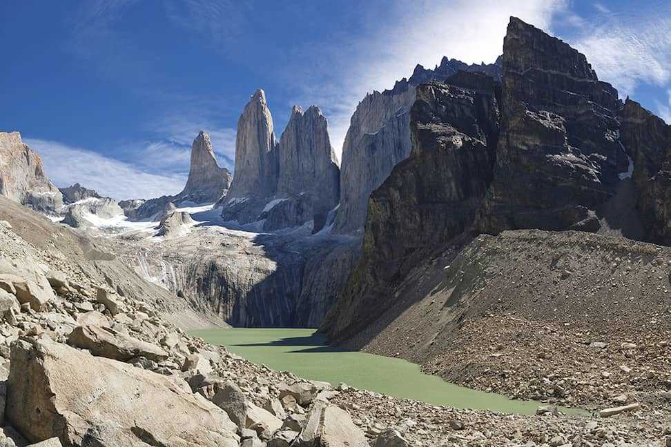Torres del Paine National Park, Patagonia