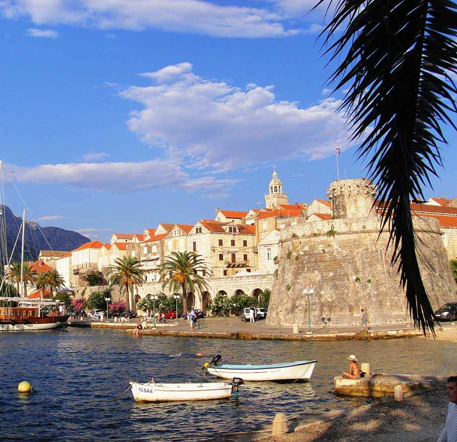 The coastal charms of Croatia by boat and by bike
