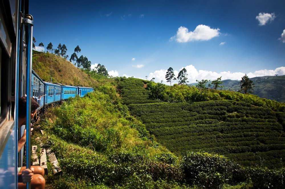 Train to Bandarawela
