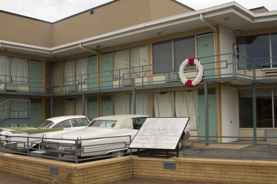 National Civil Rights Museum, Memphis, TN