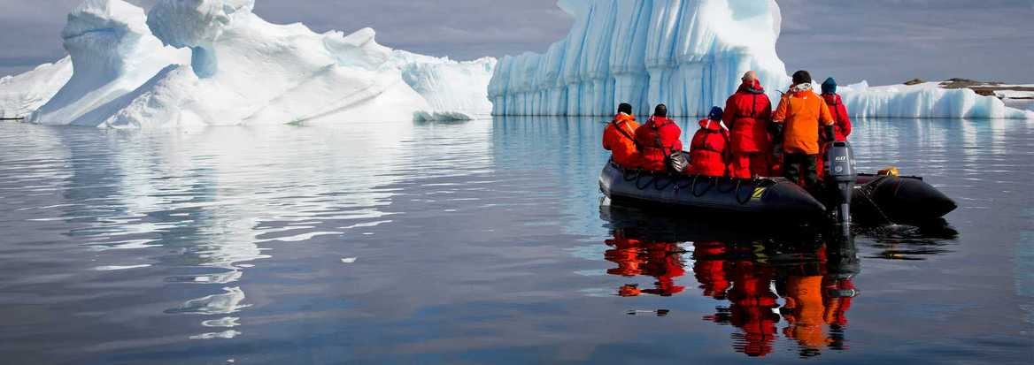 Exploring the Antarctic