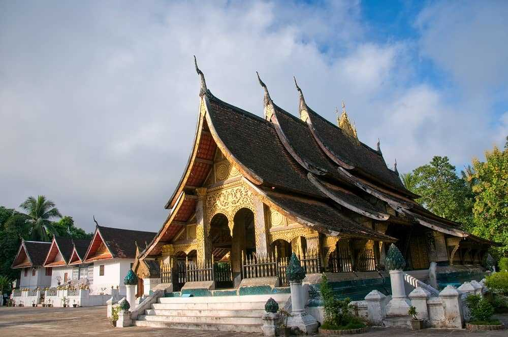 laos shrine