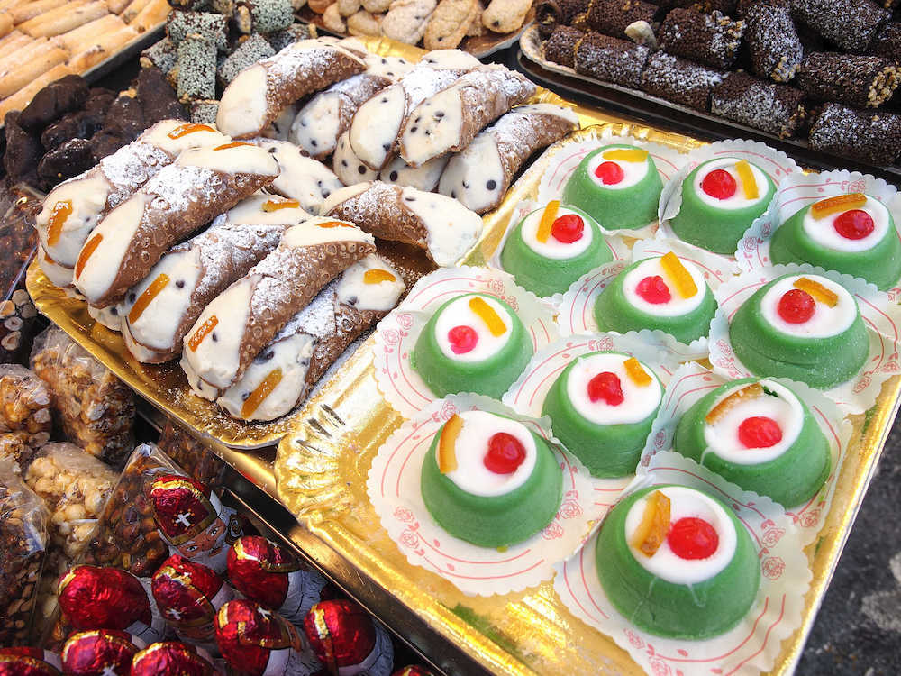 Palermo sweet treats