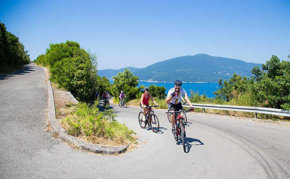 Cycling in Bosnia and Montenegro