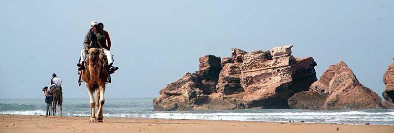 George Pearson Morocco Essaouira beach web