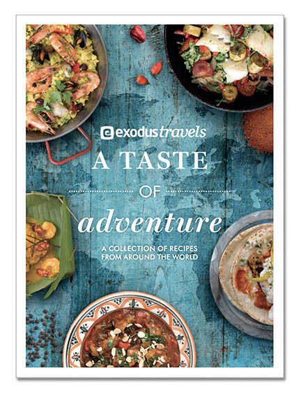 Taste of Adventure Cookbook