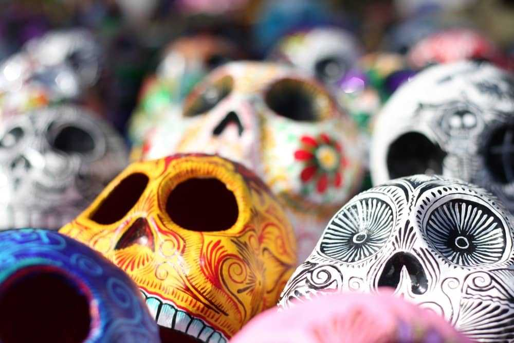 The Day of the Dead, Mexico