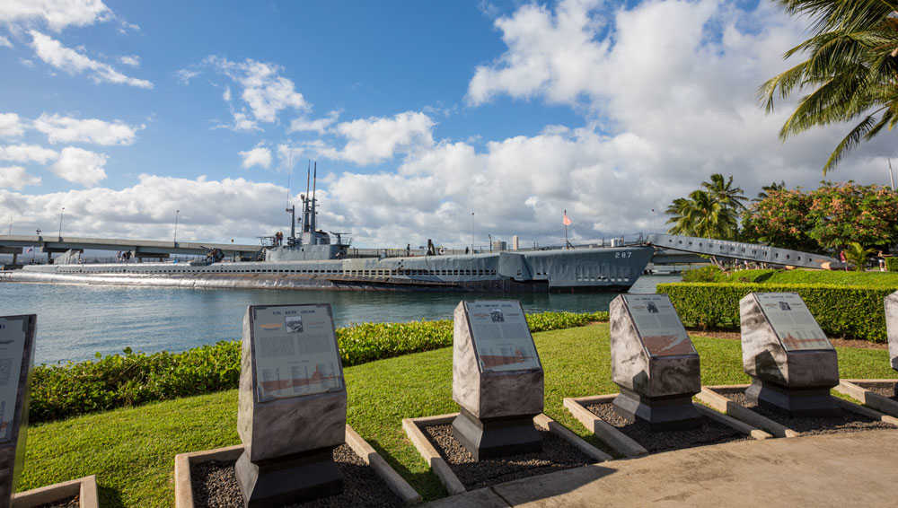 Pearl Harbour, Hawaii
