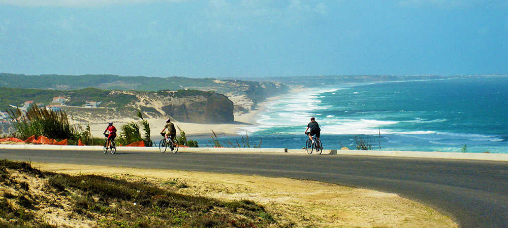 Cycling the Silver Coast, Portugal