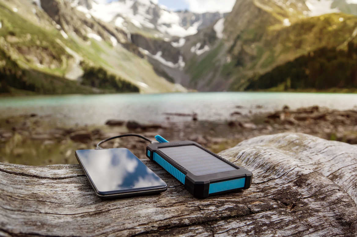 External Battery Christmas Gift Guide for Travellers