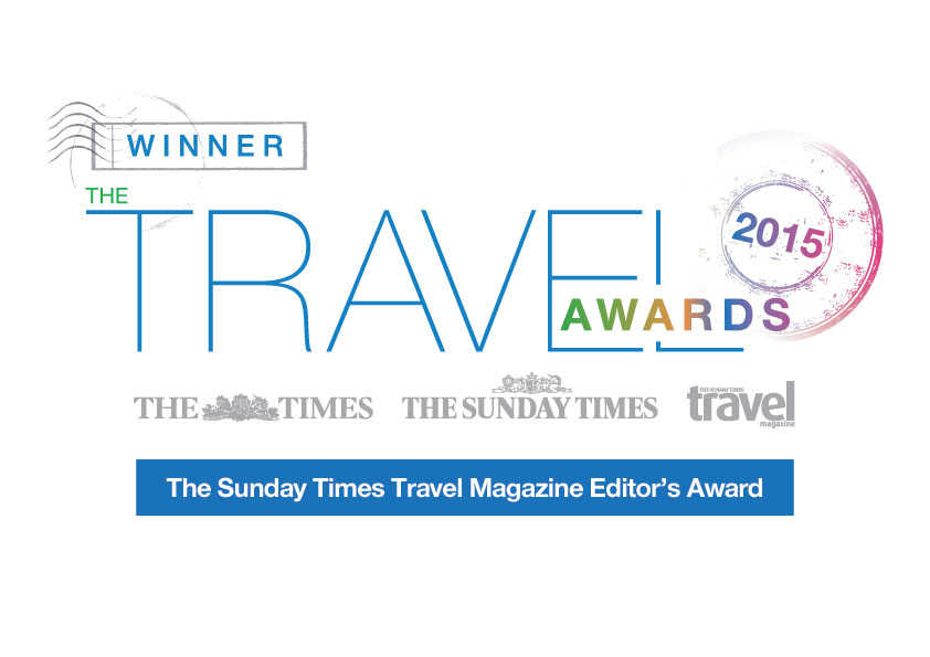 The Sunday Times Travel Award
