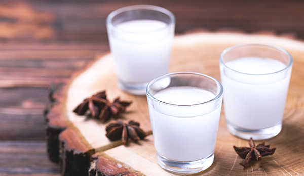 Turkish Raki Drink