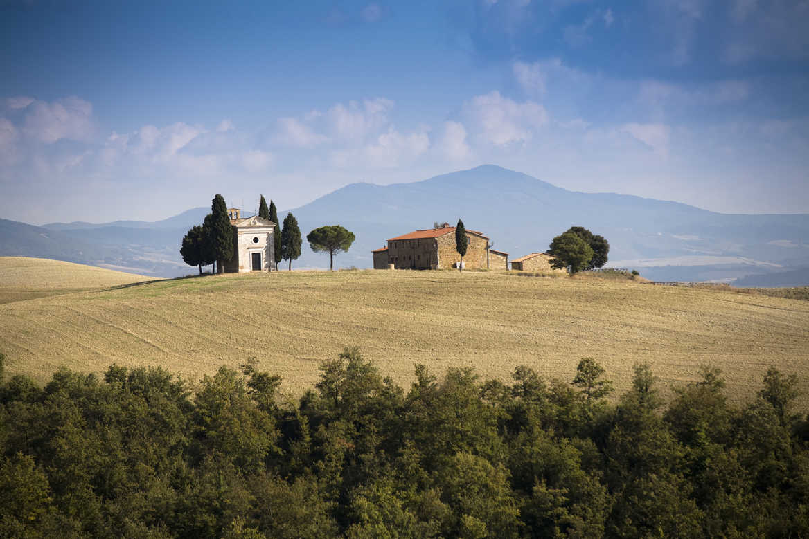 Tuscany Farmhouse, Italy