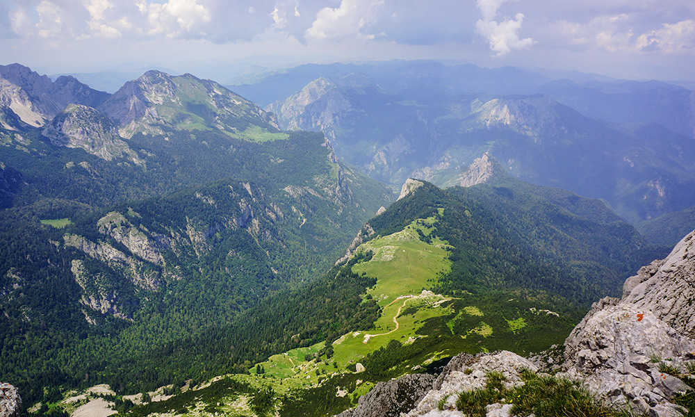 Maglic Mountain Bosnia & Herzegovina