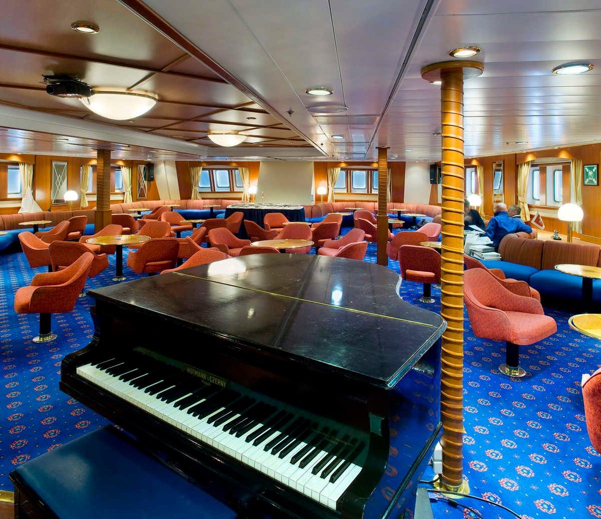 Lounge, Ocean Adventurer