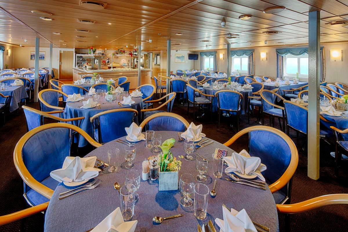 Dining room, Ocean Nova