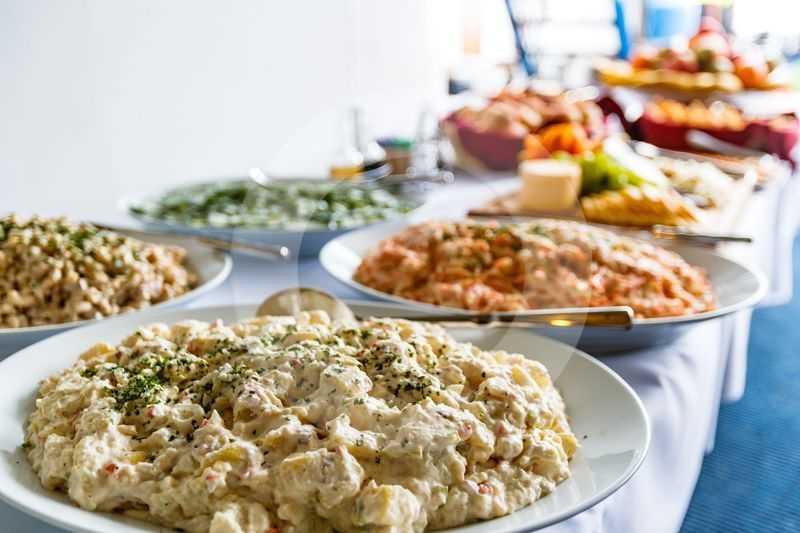Food, Ocean Atlantic