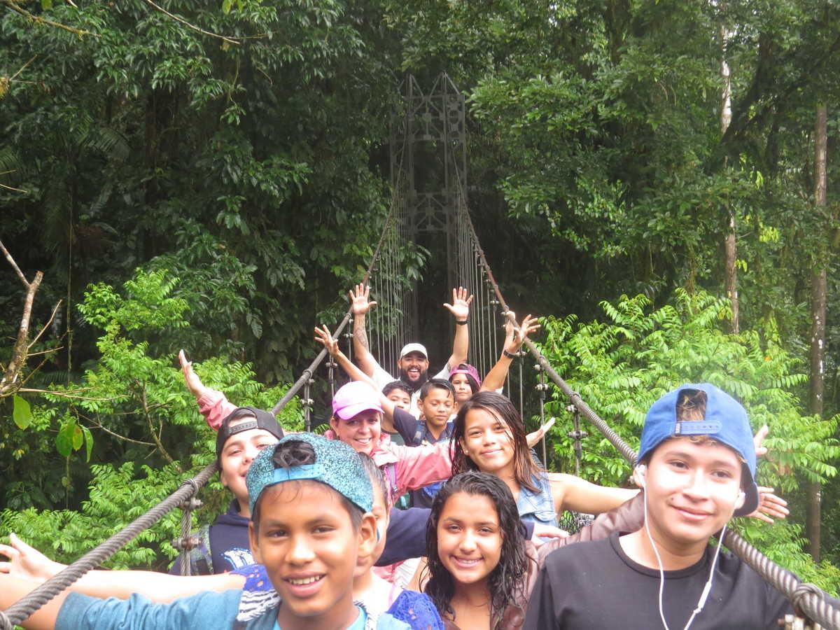 Mistico Arenal Hanging Bridge, Costa Rica
