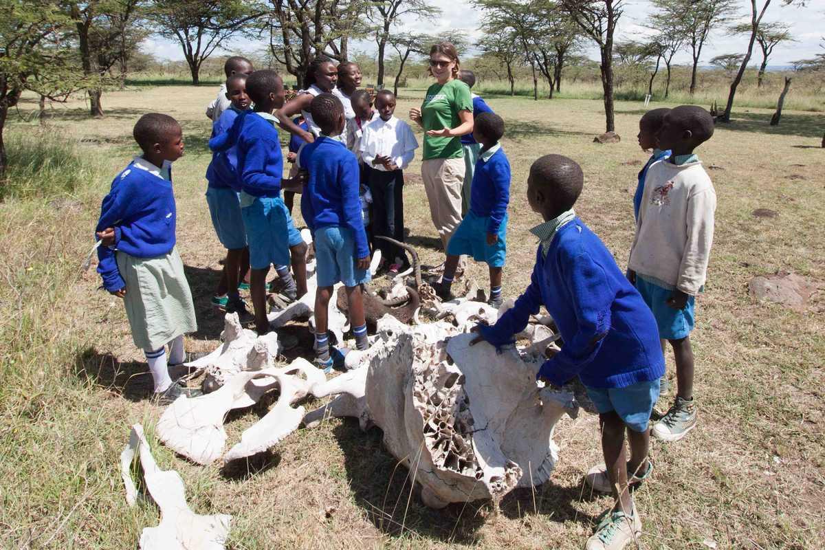 Olare Motorongi Conservancy, Kenya