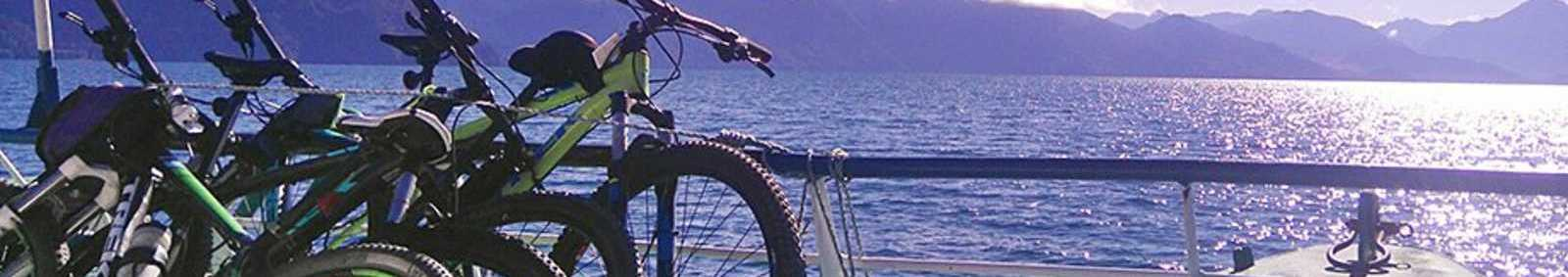 cycling in patagonia