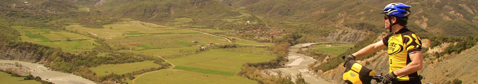 Leskovik gorge, Albania