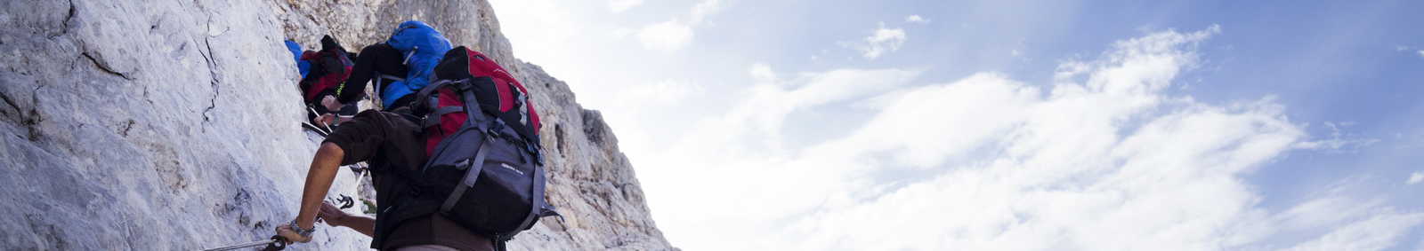 Ascending Mt Triglav, Slovenia
