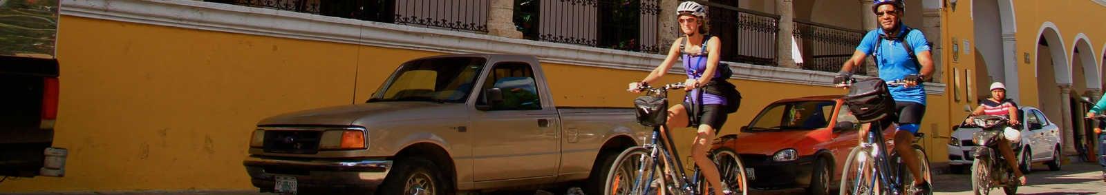 Cycling Mexico