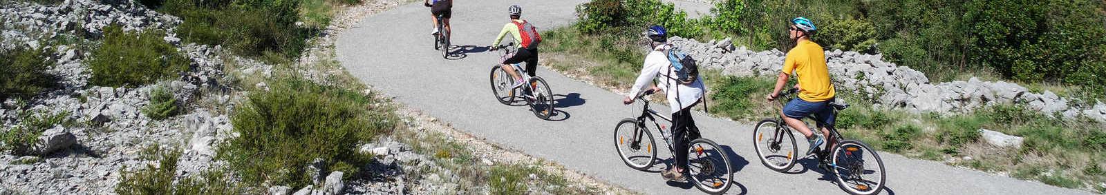 Cycling in Croatia