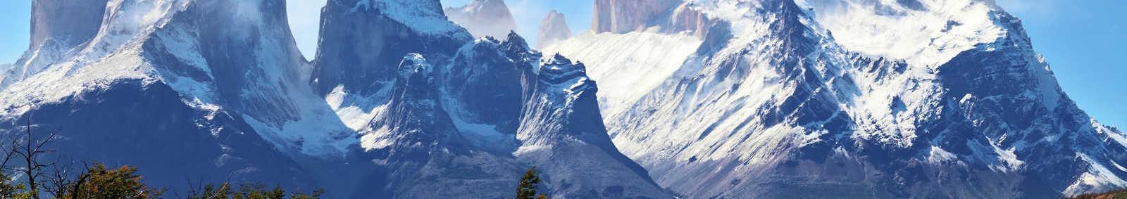 patagonia mountains