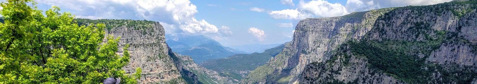Mountaineous Greece