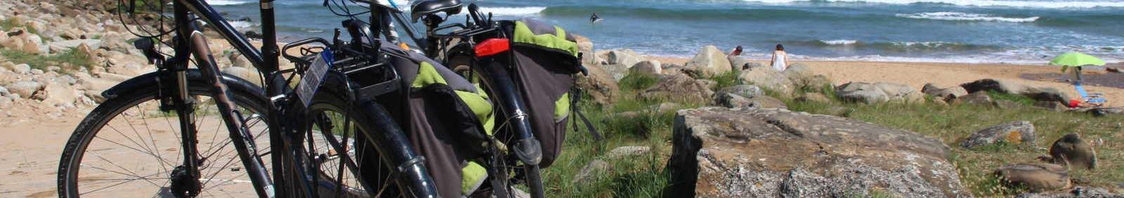 Bikes in Playa Espana