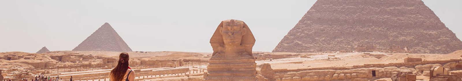 Giza in Egypt