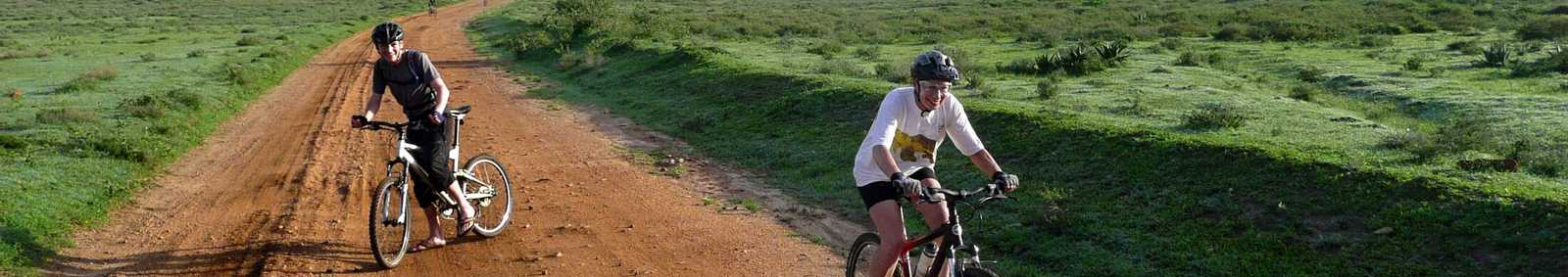 Cycling across the plains
