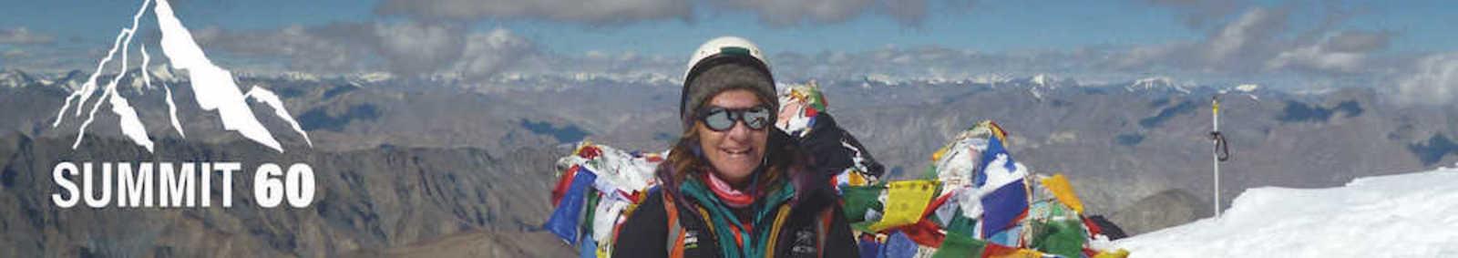 Summit 60 with Valerie Parkinson