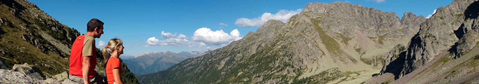 View from Passo Sadole (Alberto Campanile)