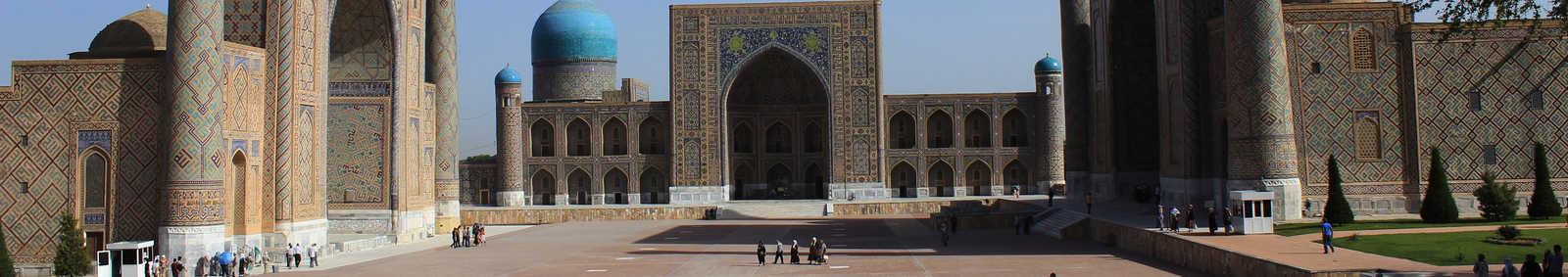 Registan Square, Uzbekistan