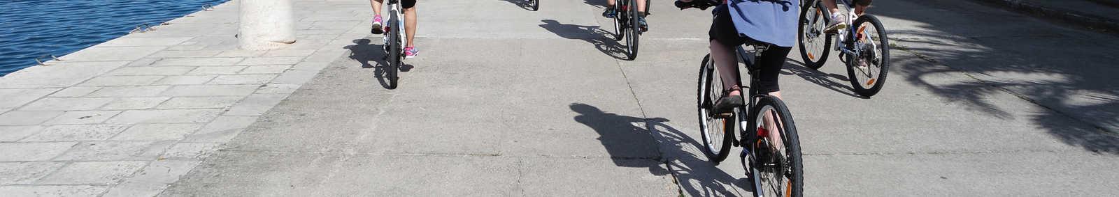 summer cycling hotspot