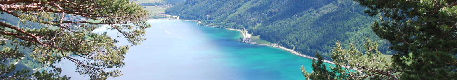 View of Achensee, Austria