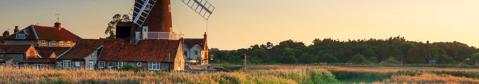 Cley - windmill
