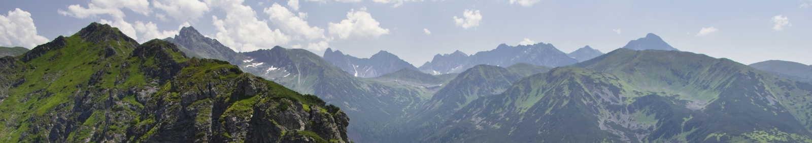 Trek the Polish High Tatras.