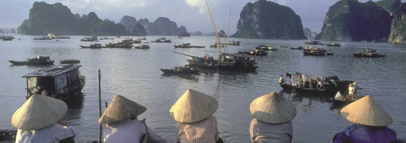 Ha Lang Bay, Vietnam