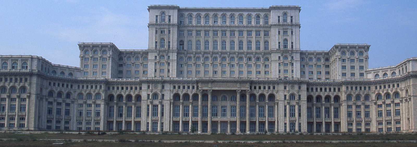 Civic Centre (Palace of the People), Bucharest