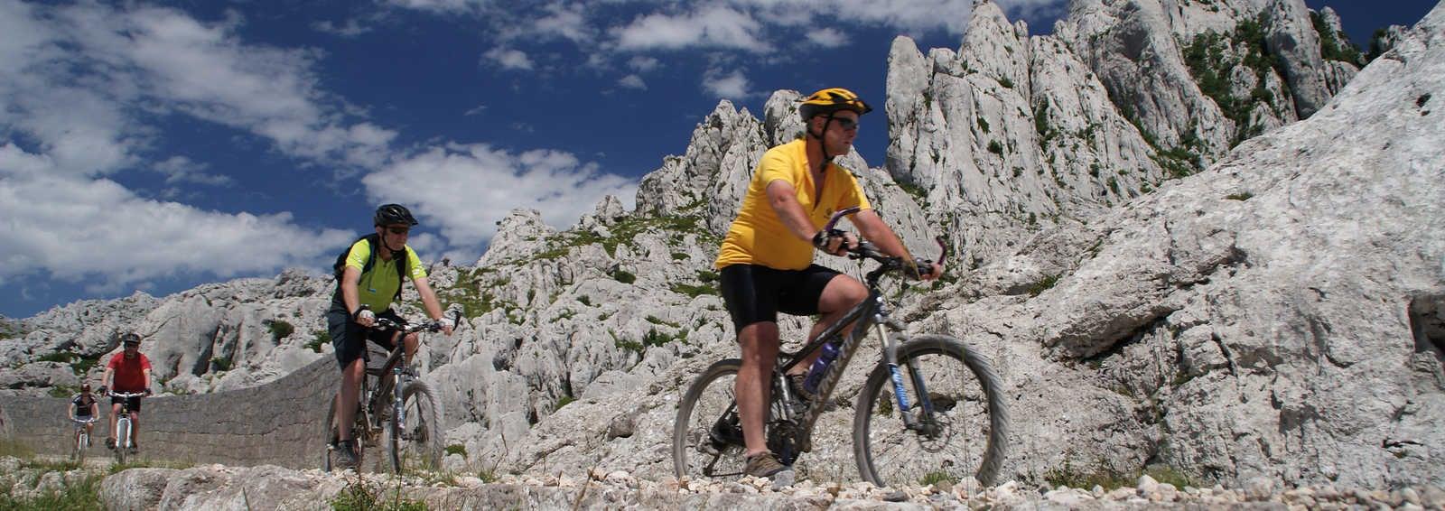 Mali Halan pass summit, Croatia