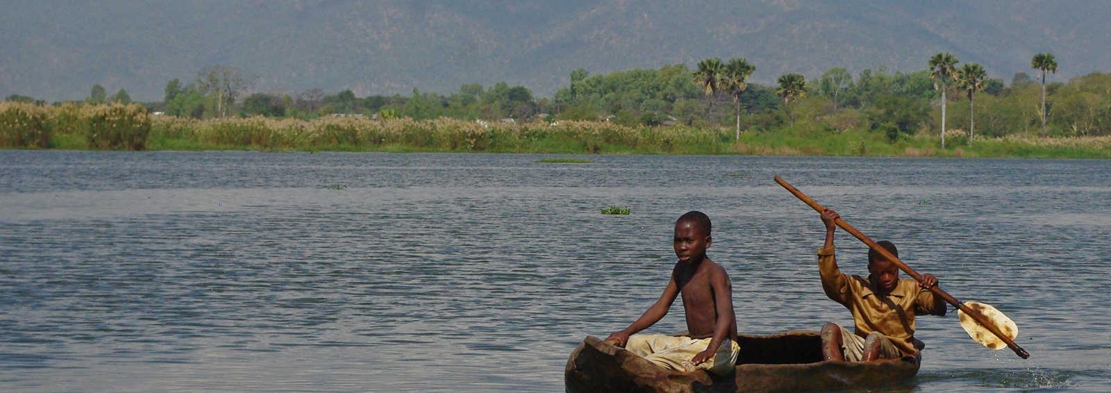Liwonde River, Malawi