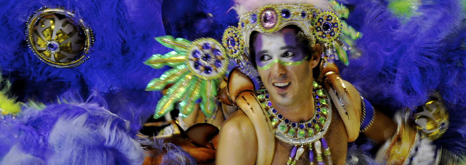 Carnival at Gualyguachu in Argentina
