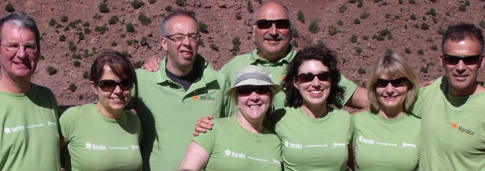 Get involved group in Morocco
