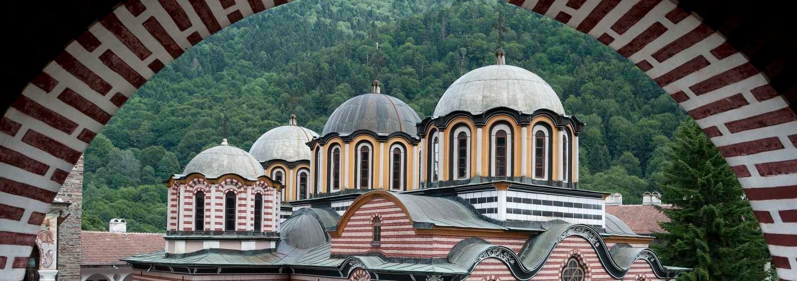 Riga Monastery, Bulgaria