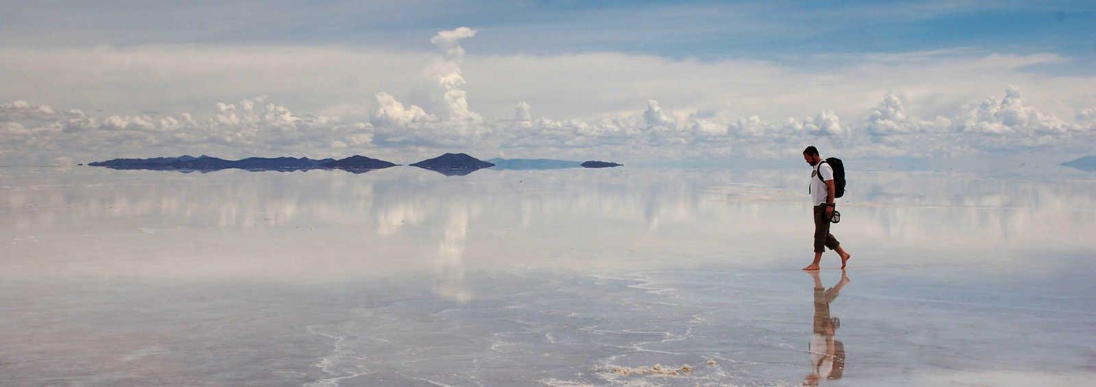 Uyuni Salt Flats, Bolivia