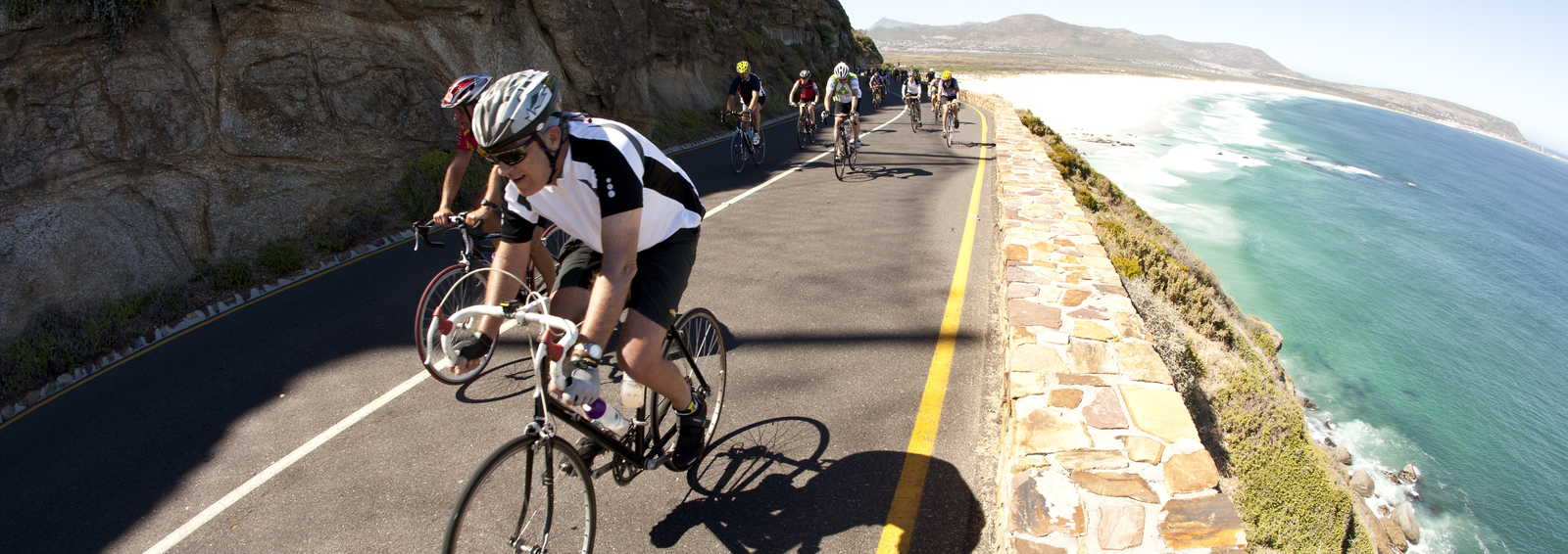 CAPE TOWN, SOUTH AFRICA -Cape Argus Pick n Pay Cycle Tour 2013